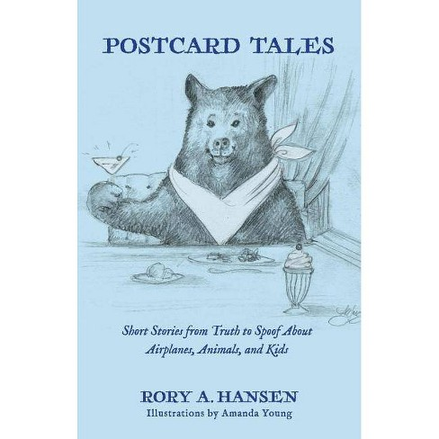 Postcard Tales - by  Rory A Hansen (Paperback) - image 1 of 1