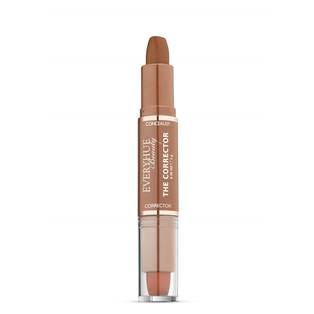 Image of EveryHue Concealer Corrector Duo Satin Deep Sienna - 0.28oz
