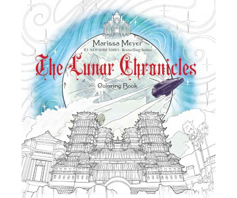 Lunar Chronicles (Paperback) (Marissa Meyer) - image 1 of 1
