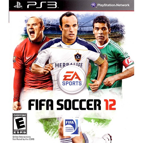 FIFA Soccer 12 PRE-OWNED PlayStation 3 - image 1 of 1