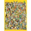 USAopoly Simpsons: Cast of Thousands Jigsaw Puzzle - 1000pc - image 3 of 4