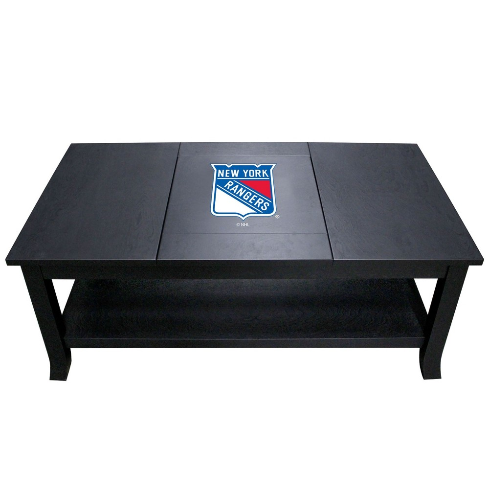 NHL New York Rangers Coffee Table