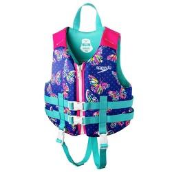 Speedo Girls Child PFD Life Jacket Vests - Violet