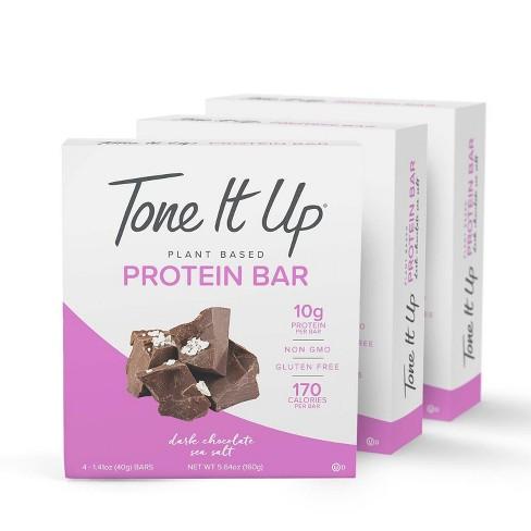Tone It Up Bar - Chocolate Sea Salt - 4ct/3pk - image 1 of 3