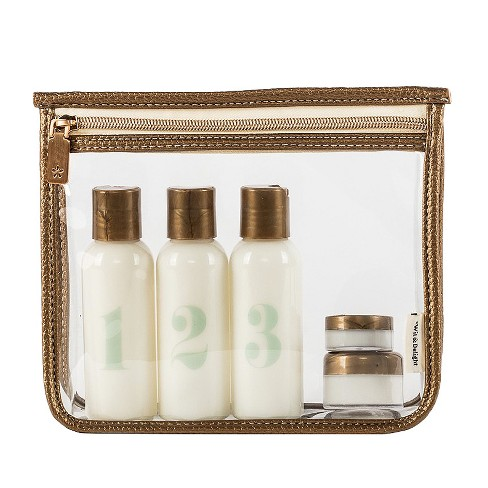Wit & Delight TSA Travel Bottle & Jar Set - image 1 of 2