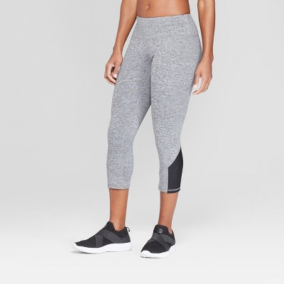 6352d21b6fb9 Women s Everyday Punchwork Mid-Rise Capri Leggings - C9 Champion®