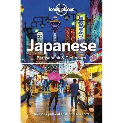 Lonely Planet Japanese Phrasebook & Dictionary - 9 Edition (Paperback)