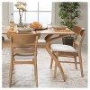 Idalia Dining Chair - (Set of 2) - Christopher Knight Home - image 2 of 4