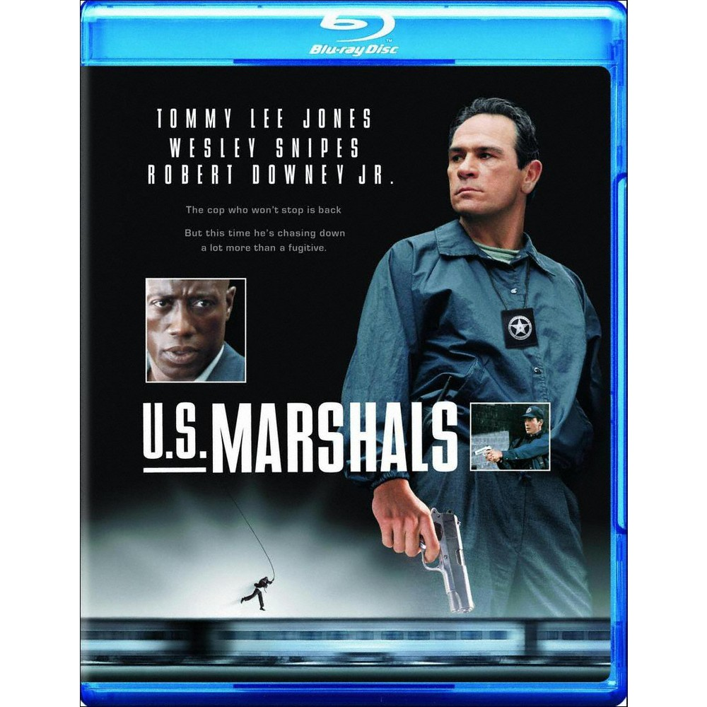 Us Marshals (Blu-ray), Movies