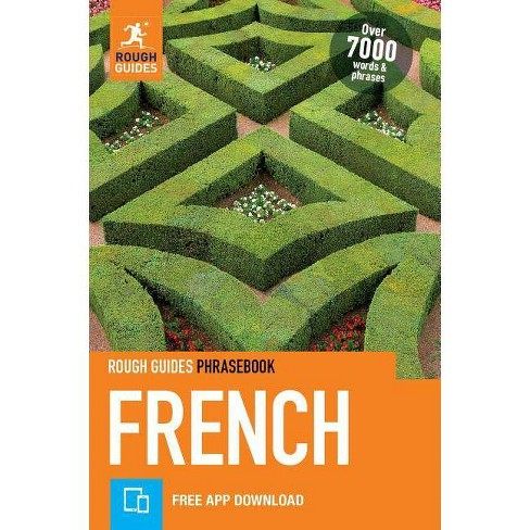 Rough Guides Phrasebook French - (Rough Guides Phrasebooks) 5 Edition  (Paperback)