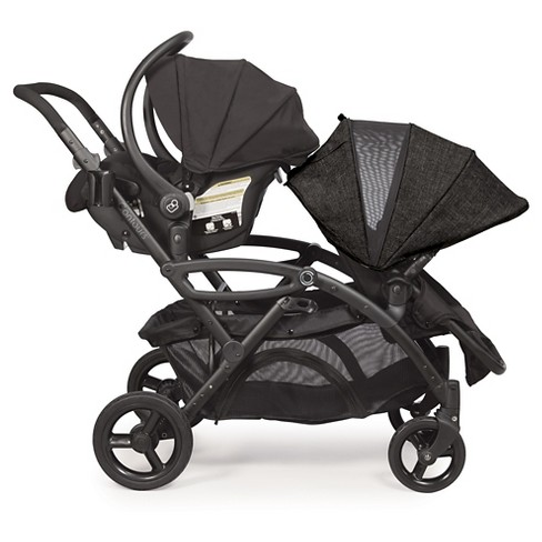 Contours Options Elite Tandem Double Stroller Target