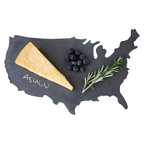 SPARQ Home USA Slate Cheese Board - image 1 of 2