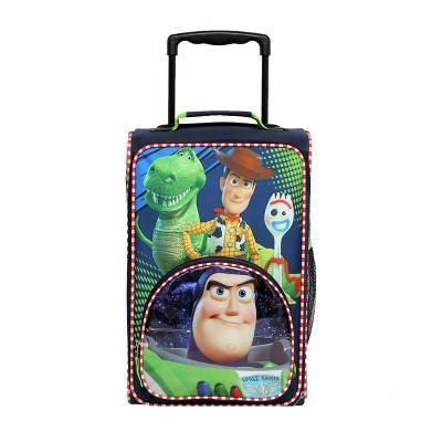 "Disney Toy Story 18"" Kids' Carry On Spinner Suitcase"