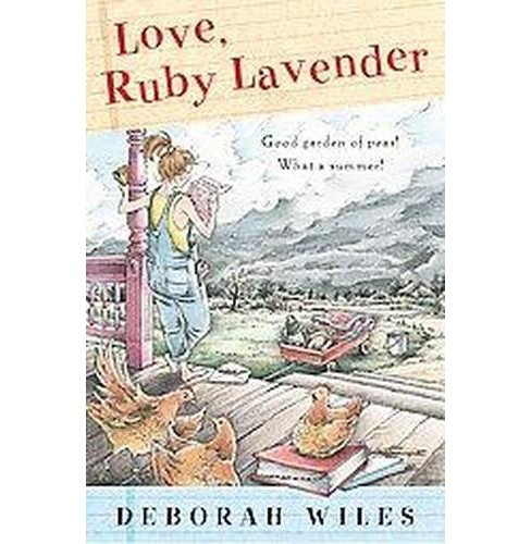 Love, Ruby Lavender (Reprint) (Paperback) (Deborah Wiles) - image 1 of 1