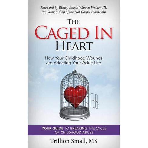 The Caged in Heart - by  Trillion Small (Paperback) - image 1 of 1