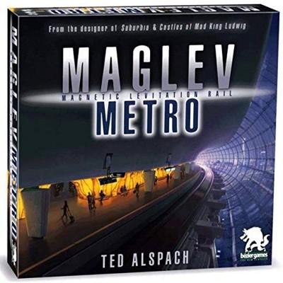 Maglev Metro Game