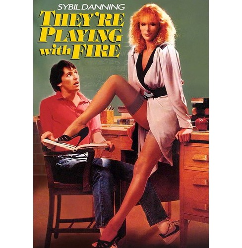 They're Playing With Fire (DVD) - image 1 of 1