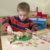 Melissa & Doug Pizza Party Wooden Play Food Set With 18Toppings - image 4 of 4