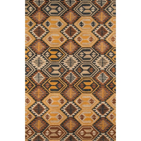 Lloyd Tufted And Hooked Rug - image 1 of 4