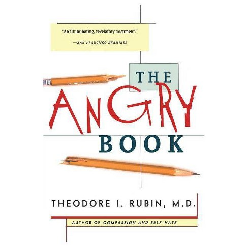 The Angry Book - by  Theodore Isaac Rubin (Paperback) - image 1 of 1