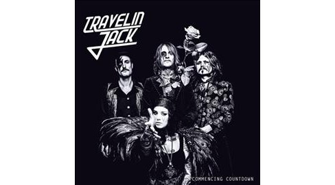Travelin Jack - Commencing Countdown (CD) - image 1 of 1