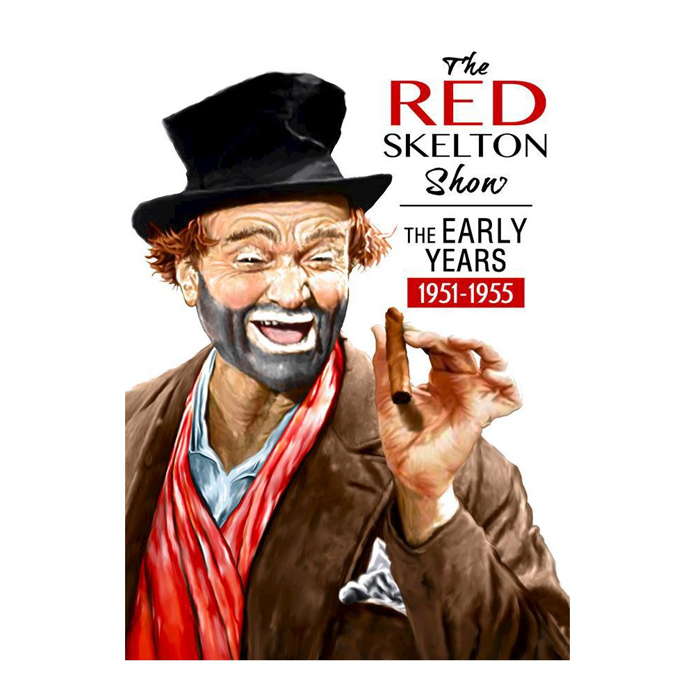 Red Skeleton Show:Early Years (1951-1 (Dvd)
