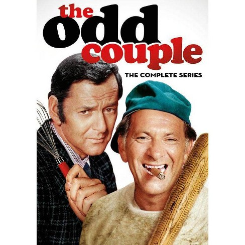 The Odd Couple: The Complete Series (DVD) - image 1 of 1