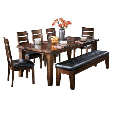 Dining Table Antique Wood - Signature Design by Ashley