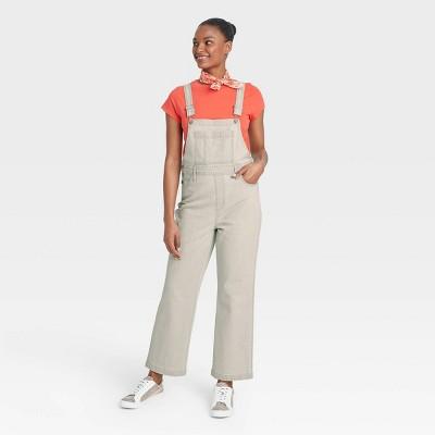 Women's Overalls - Universal Thread™ Gray