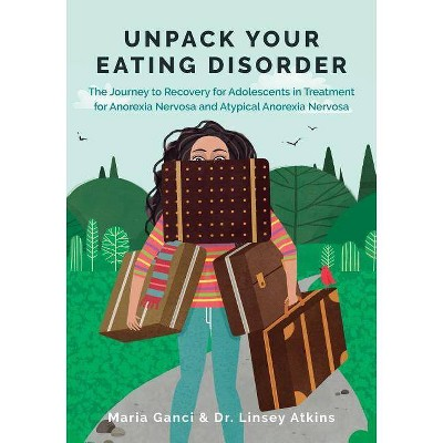 Unpack Your Eating Disorder - by  Maria Ganci & Linsey Atkins (Paperback)
