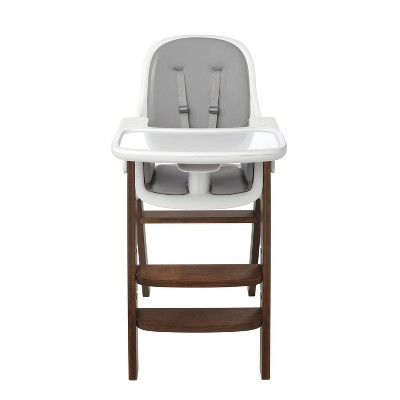 OXO TOT Sprout High Chair Combo - Gray/Walnut