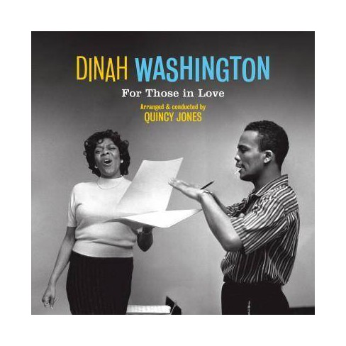 Dinah Washington - For Those In Love (Vinyl) - image 1 of 1