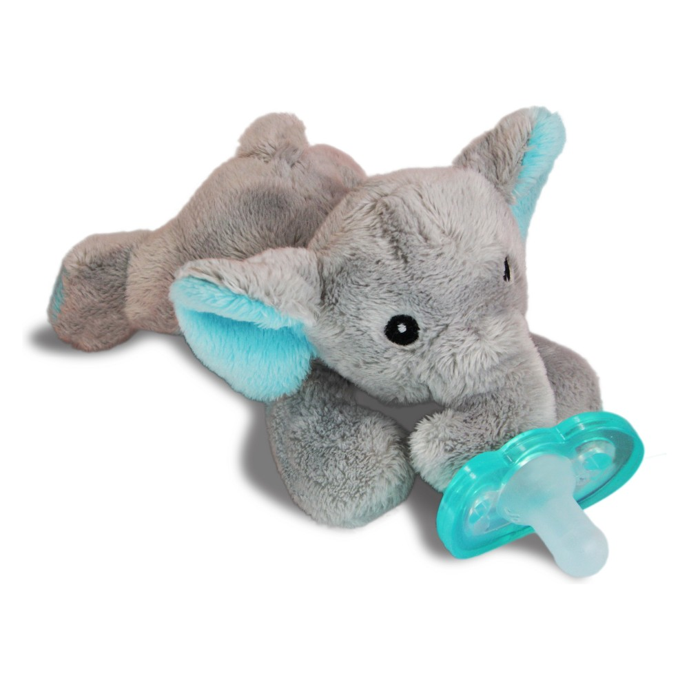 Image of Razbaby RazBuddy JollyPop - Elephant, Gray