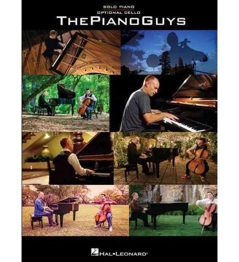 The Piano Guys (Paperback) - image 1 of 1