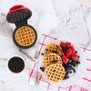 Dash Mini Waffle Maker - Red - image 4 of 4