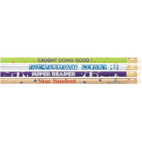 Moon Products Encouraging Words Pencils, set of 144 - image 1 of 1