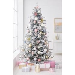 85ct Christmas Ornament Kit Winter Blush - Wondershop™