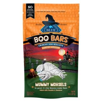 Blue Buffalo Pumpkin & Cinnamon Boo Bars - 8oz