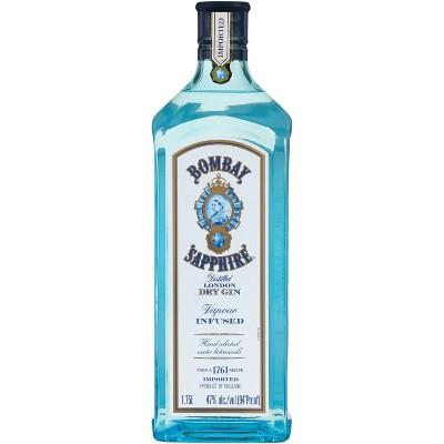 Bombay Sapphire Gin - 1.75L Bottle
