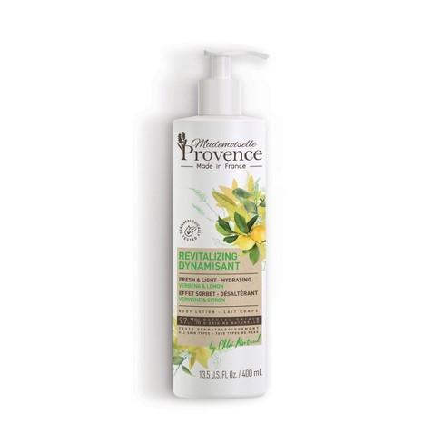 Mademoiselle Provence Verbena & Lemon Body Lotion - 13.5 fl oz - image 1 of 4