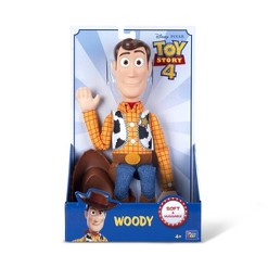 "Disney Pixar Toy Story 4 Sheriff Woody 16"" Action Figure"