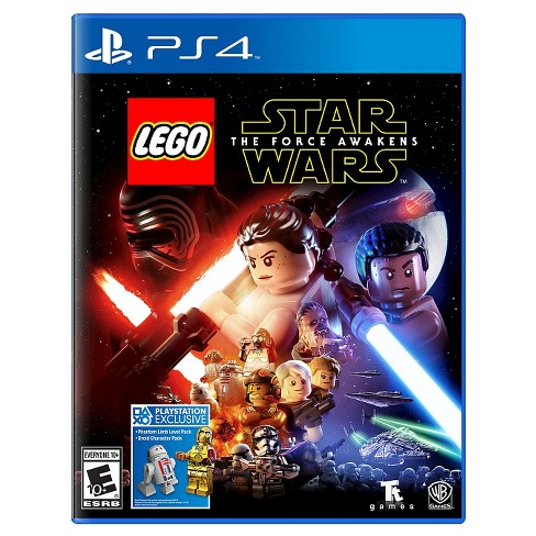 LEGO Star Wars: The Force Awakens - PlayStation 4 - image 1 of 1