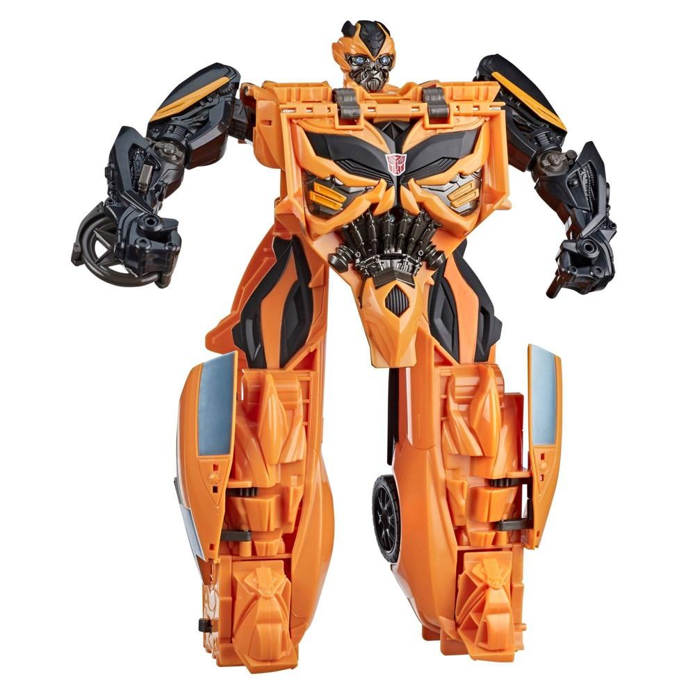 Transformers Buzzworthy Bumblebee Mega 1 Step Bumblebee