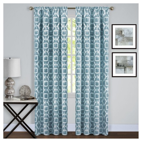 Tara Window Curtain Panel - Achim - image 1 of 1