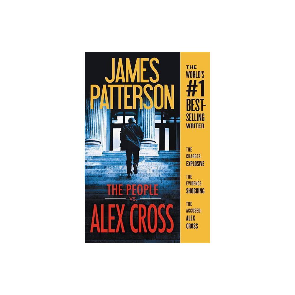 People Vs Alex Cross Reprint Alex Cross By James Patterson Paperback