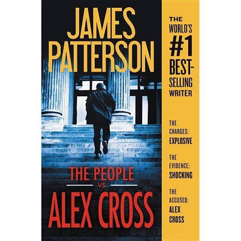 People vs. Alex Cross -  Reprint (Alex Cross) by James Patterson (Paperback) - image 1 of 1