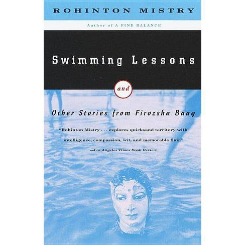 Swimming Lessons - (Vintage International) by  Rohinton Mistry (Paperback) - image 1 of 1