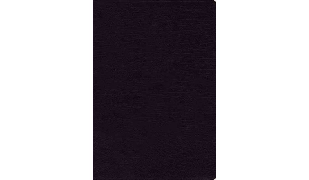 Amplified Topical Reference Bible : Black, Bonded Leather...