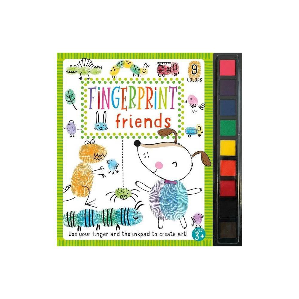 Fingerprint Friends Iseek By Insight Editions Hardcover