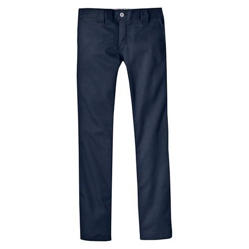 dc8e44c60 Dickies® Boys' Skinny Straight Pants - Dark Navy 16 : Target